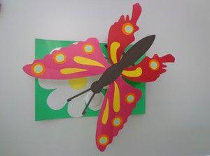 Co dělat motýl aplikace