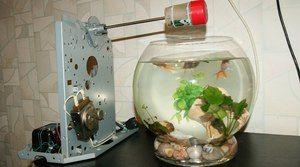 Autokláv pro akvárium. Výhody a nevýhody krmných žlabů pro ryby