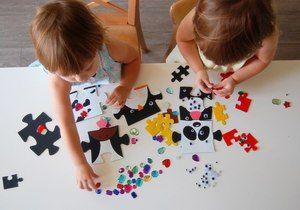 Vývoj vizuálně-figurativního myšlení u dětí předškolního věku