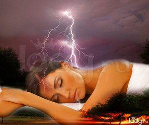 Význam snů o bouřce podle oblíbených snů