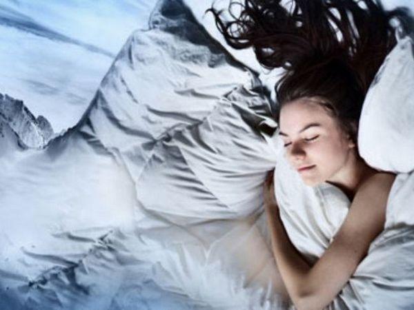 Spánek od čtvrtka do pátku prorocký