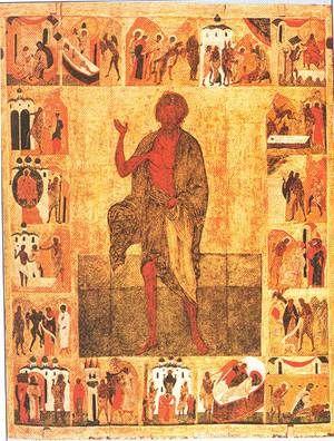 Svatí proroci a loga v náboženství