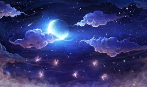 Lunární snímek. Sny se splní?