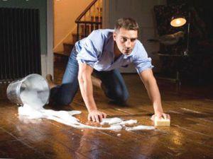Co to znamená umýt podlahy ve snu