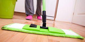 Podívejte se, jak umýt podlahy