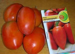 Popis a vlastnosti rajčatového pepře