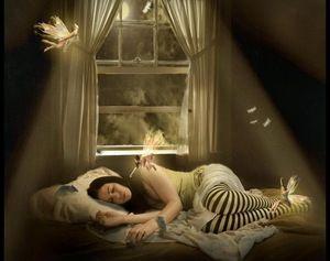 Spánek o muži