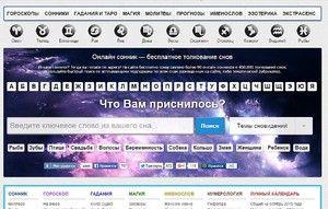 Sekce webu