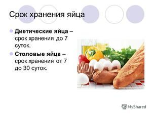 Doba použitelnosti vajec a podmínky skladování